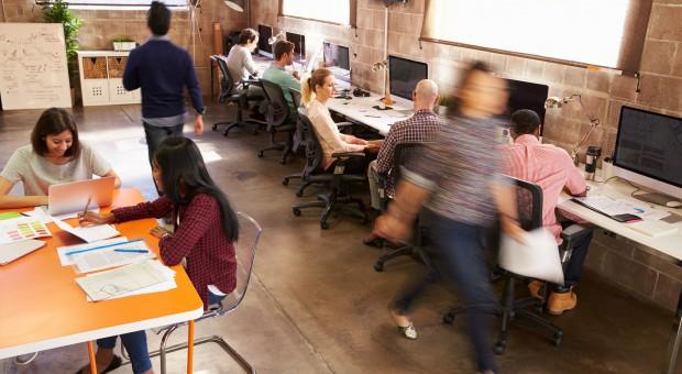 MediaCom, Citi Service Center: Desk-sharing zyskuje na popularności