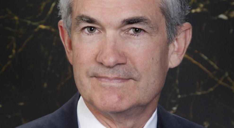 Jerome Powell szefem Fed