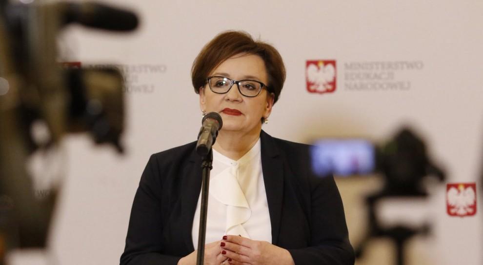 Anna Zalewska: Najlepsi powinni pracować w zawodzie. Rewolucja 4.0 tego wymaga