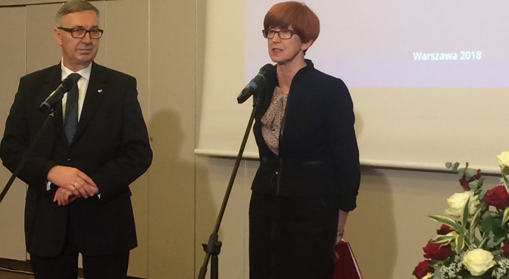 Elżbieta Rafalska: Dane GUS na temat stopy bezrobocia najlepsze od 1991 r.