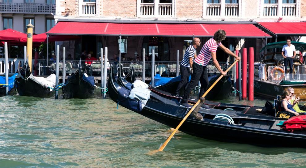 Gondolierzy w Wenecji domagają się ochrony swojego zawodu