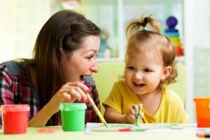 MRPiPS: Niania najdroższą formą opieki nad dziećmi