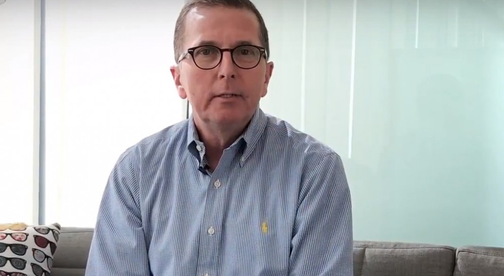 Scott Gregory dyrektorem generalnym Hogan Assessment Systems