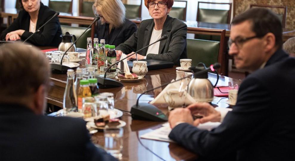 Elżbieta Rafalska: W sprawie wolnych niedziel wypracowaliśmy kompromis