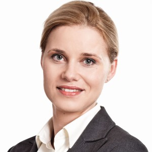 Karolina Niesiobędzka-Rogatko, interim manager
