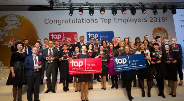Top Employers Polska 2018: Oto najlepsi pracodawcy w Polsce