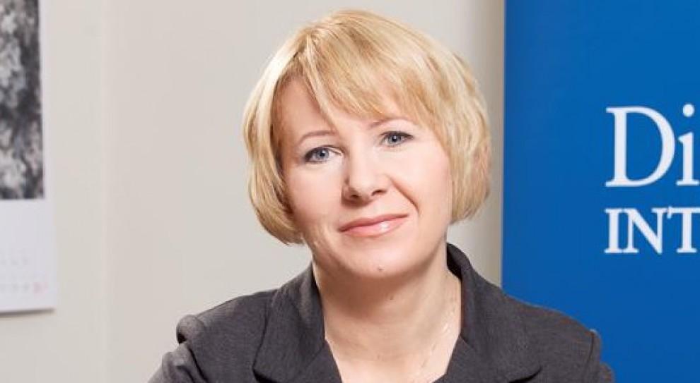 Katarzyna Fatyga w globalnym oddziale Diners Club