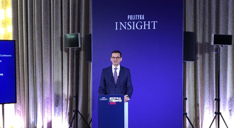Premier: Nasi przedsiębiorcy stali się konkurencją dla partnerów w UE