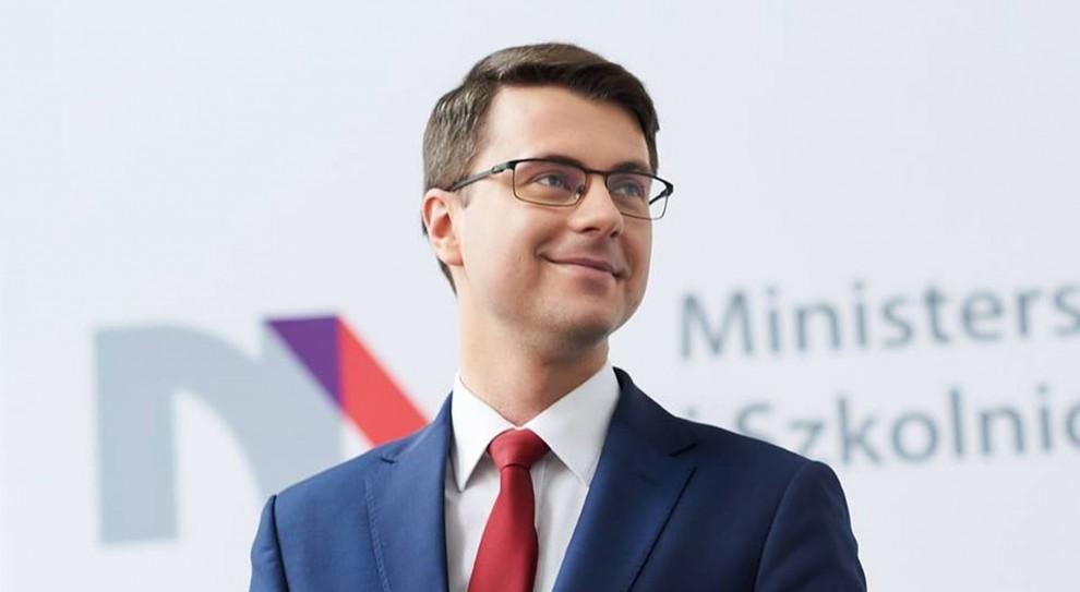 Piotr Müller: Nie widzę większych zagrożeń dla kształtu ustawy. Konstytucja dla Nauki jest szansą dla uczelni