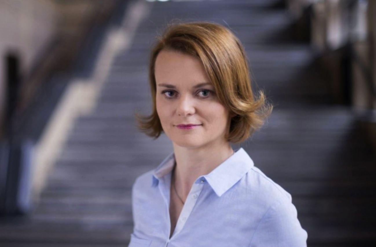 Firmy rodzinne dla rządu stanowią wartość samą w sobie - powiedziała minister (Jadwiga Emilewicz, fot.mr.gov.pl)