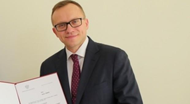 Artur Soboń wiceszefem Ministerstwa Inwestycji i Rozwoju