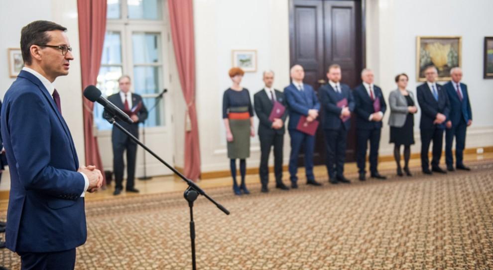 Blisko 1,4 mln zł na nagrody dla ministrów. PO domaga się wyjaśnień