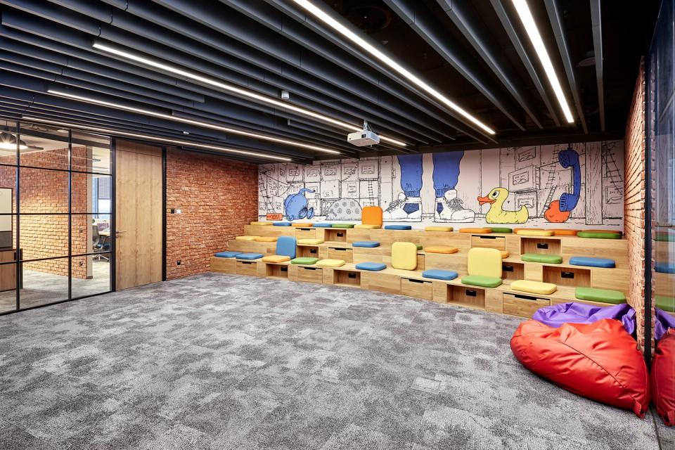 Biuro grupy Pracuj (fot. mat. inwestora)