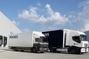 Grupa Pekaes rozbudowuje terminal. Łódź na Jedwabnym i Bursztynowym Szlaku
