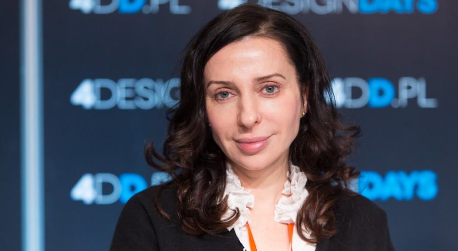 Barbara Piontek, wiceprezes KSSE. (fot. PTWP)