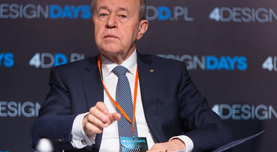 Andrzej Kowalczyk, rektor Uniwersytetu Śląskiego. (fot. PTWP)