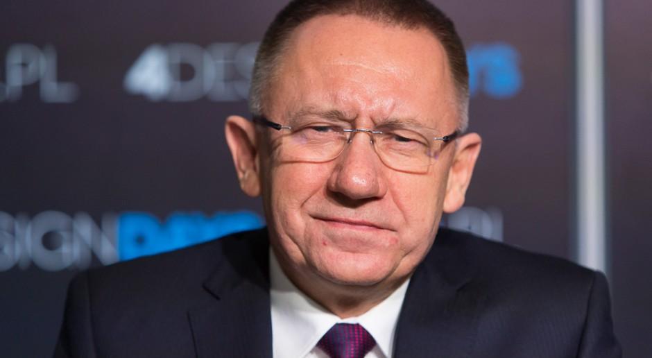 Arkadiusz Hołda, kanclerz w Wyższej Szkole Technicznej w Katowicach. (fot. PTWP)