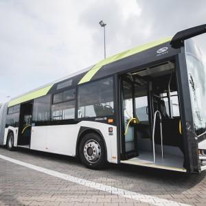 """Spółka uruchomiła nowa linię autobusową dla pracowników. """"To strzał w dziesiątkę"""""""