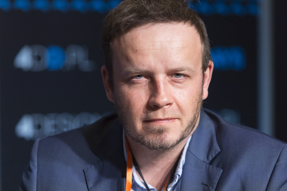 Rafał Kerger, redaktor naczelny PulsHR.pl, WNP.PL i PortalSamorzadowy.pl.
