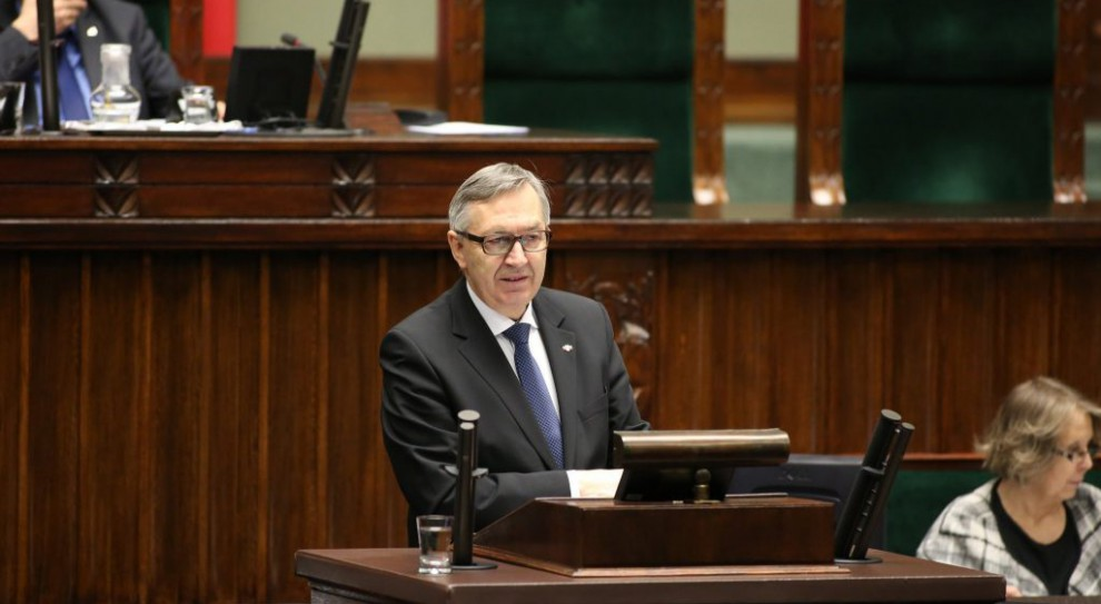 Stanisław Szwed: Nie będzie abolicji i ułatwień dla Ukraińców