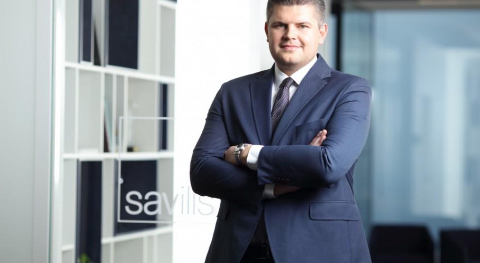 Daniel Czarnecki na czele działu powierzchni biurowych w Savills