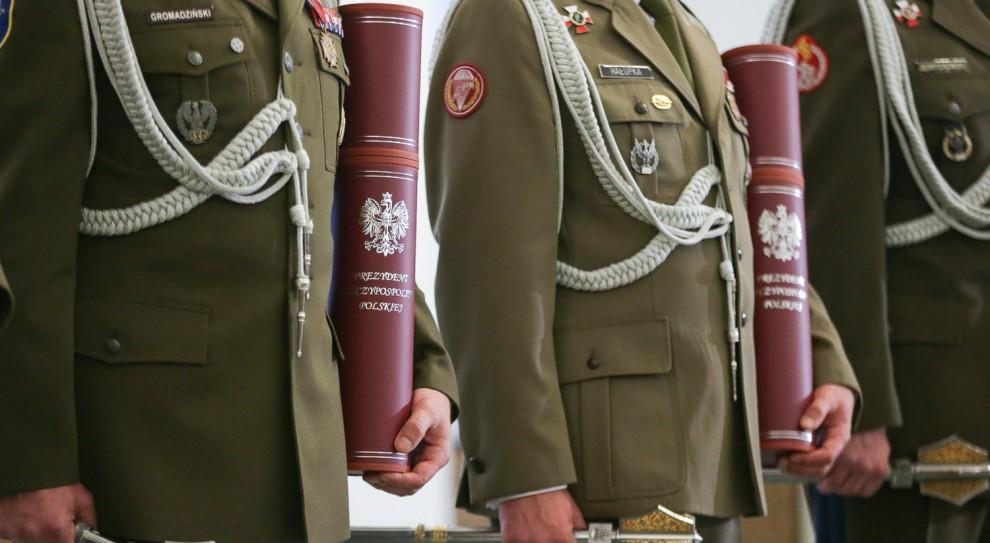 Wojsko: Prezydent wręczy awanse generalskie