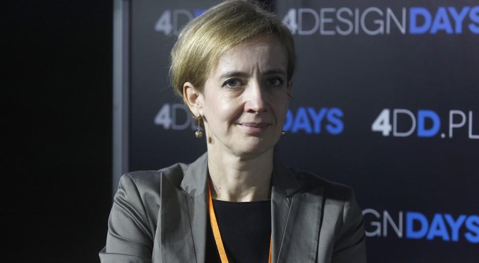 Danuta Barańska, dyrektor kreatywna w Tétris Polska (fot. PTWP)