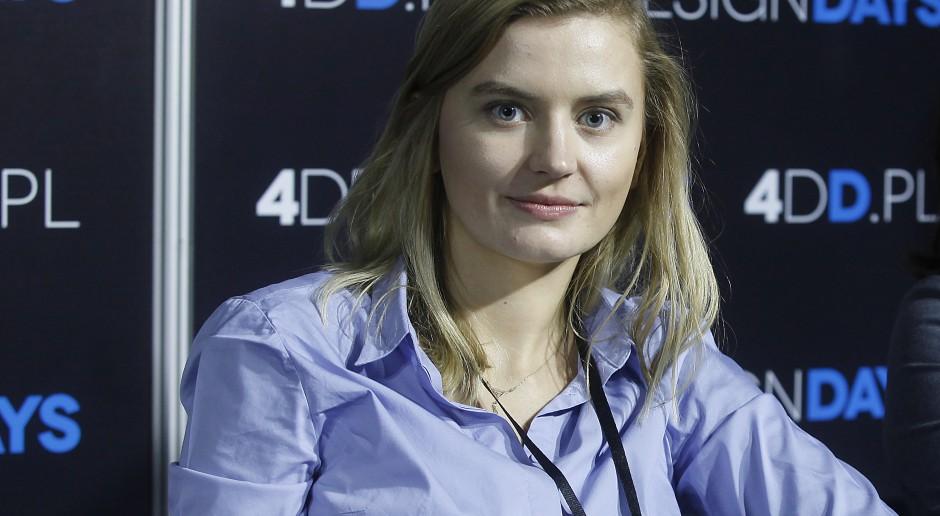 Natalia Kuliberda, Asset & Leasing Manager w Adgar Poland (fot. PTWP)