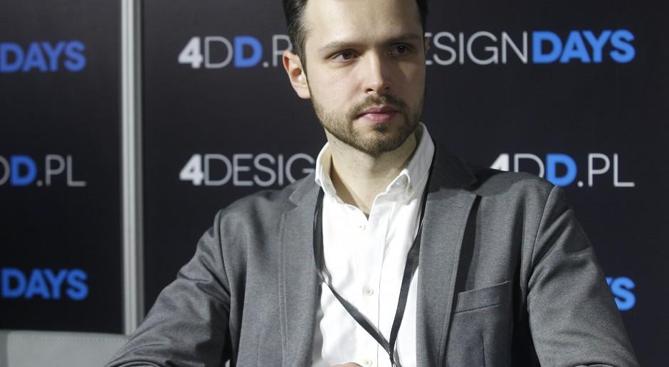 Igor Białorucki, architekt w firmie Workplace Solutions (fot. PTWP)