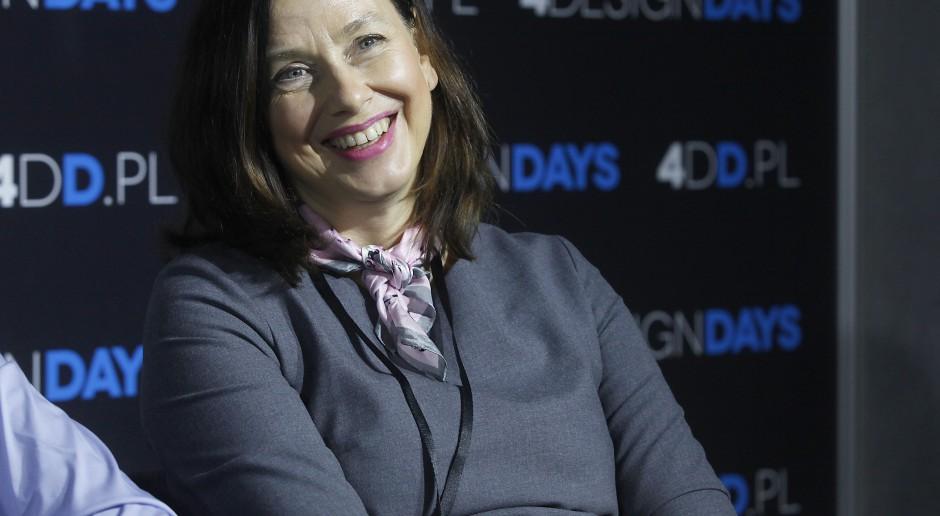 Joanna Smolińska, prezes Antalis Polska. (fot. PTWP)
