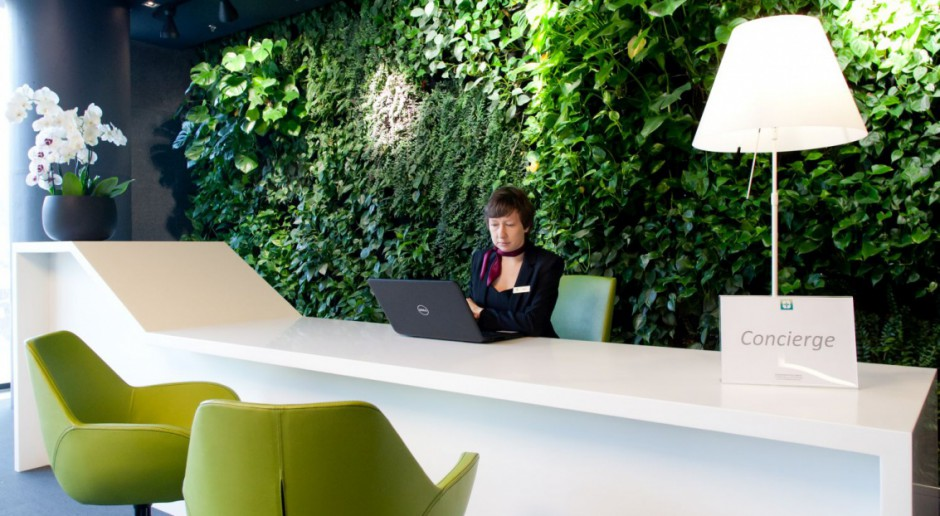 Biurowiec Eurocentrum Office Complex - projekt PRC Architekci (fot.mat.pras.)