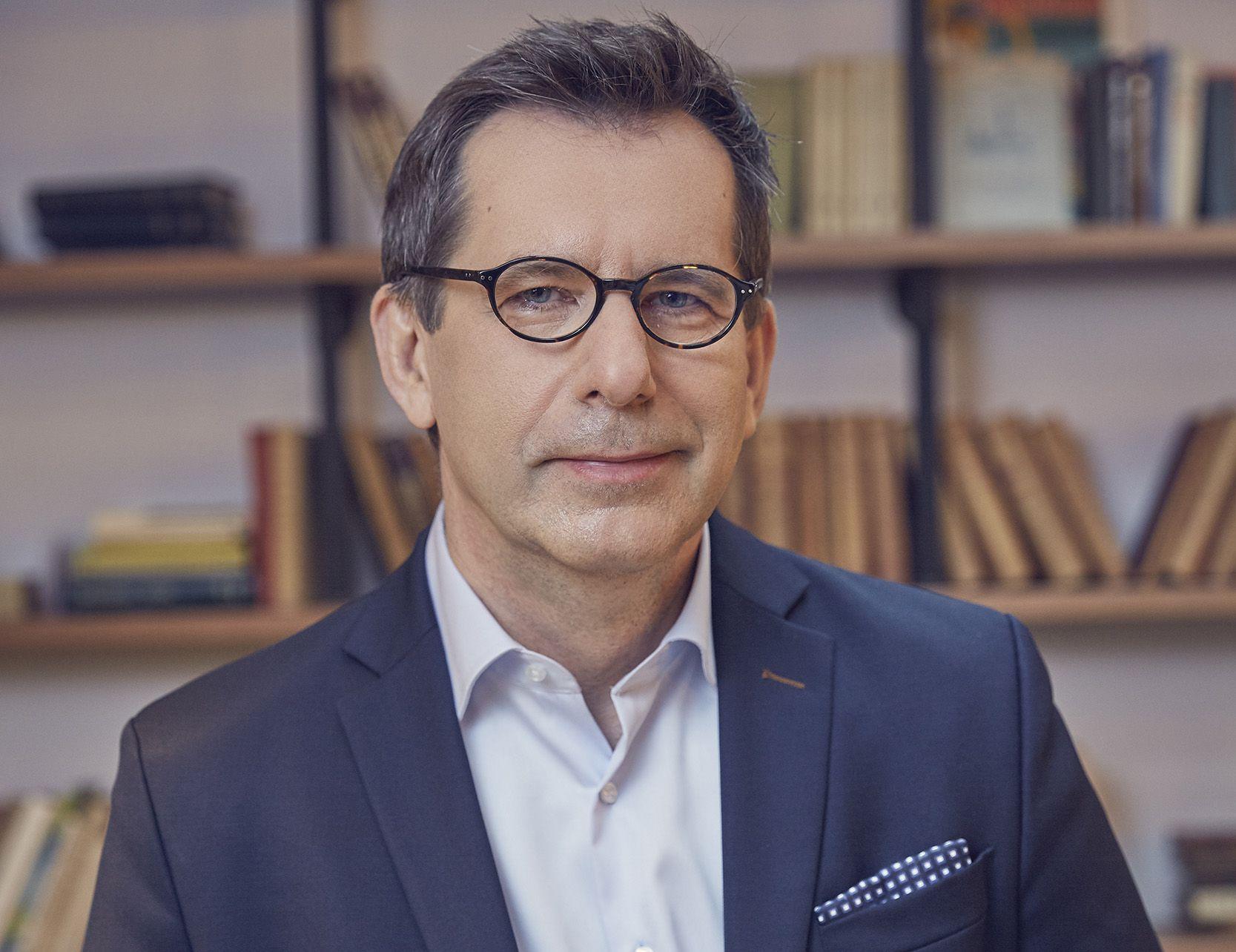 Piotr Dziwok, prezes ABSL (Fot. mat. pras.)