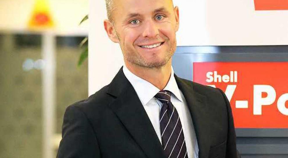 Rafał Molenda dyrektorem działu stacji paliw Shell Polska