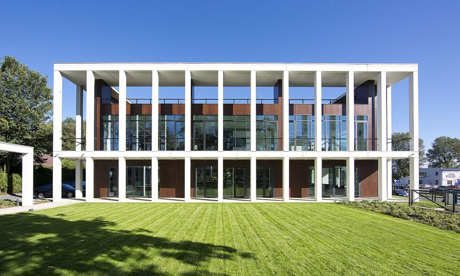 Budynek Office Inspiration Centre Grupy Nowy Styl. (fot. mat.pras.)