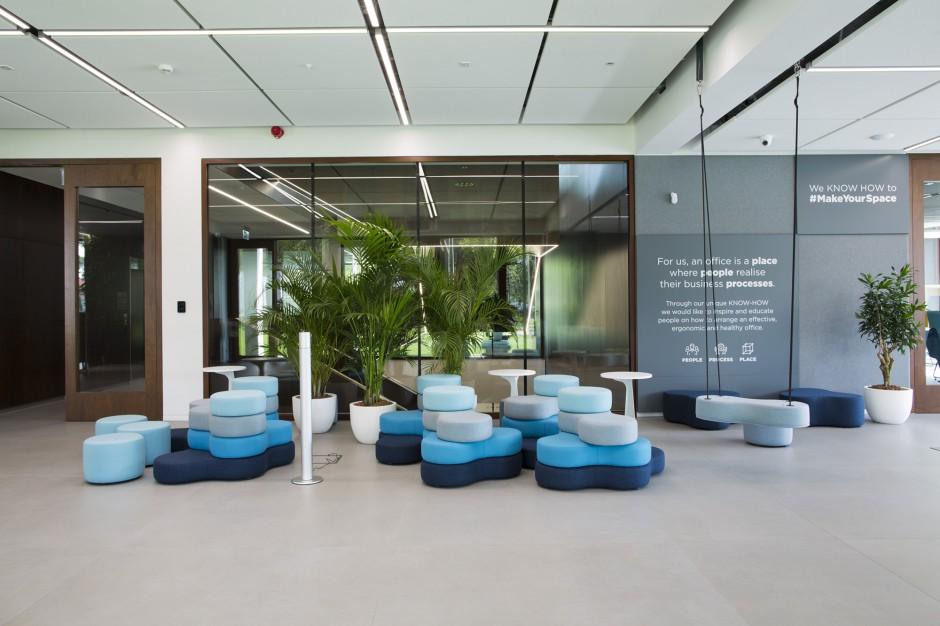 Office Inspiration Centre Grupy Nowy Styl. (fot. mat.pras.)