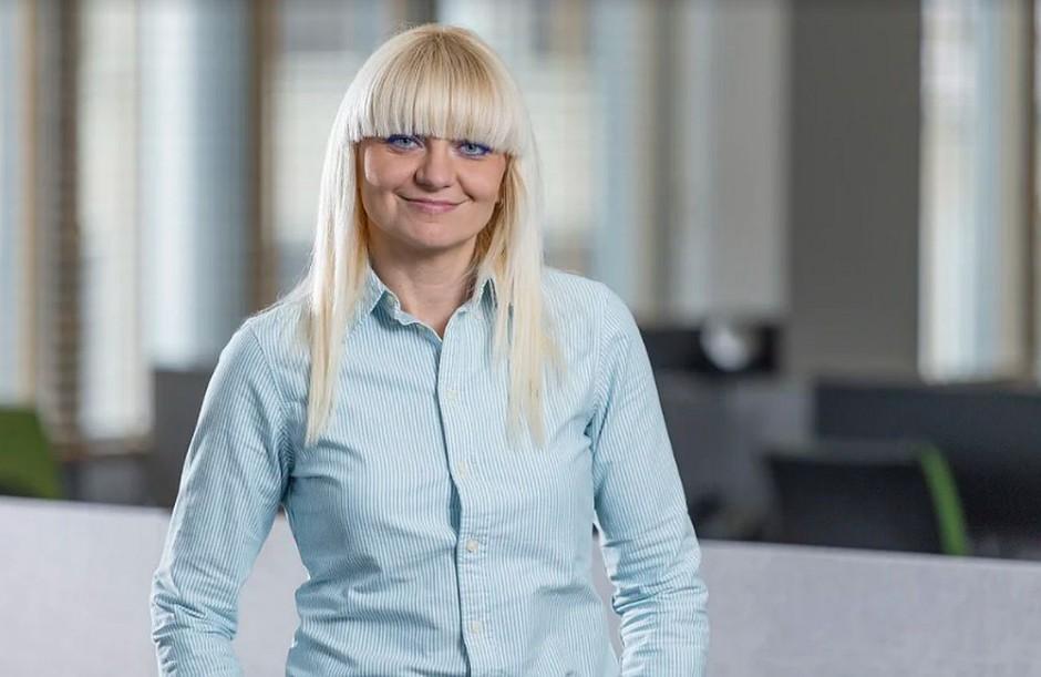 Oksana Staniszewska. (fot. AmRest)