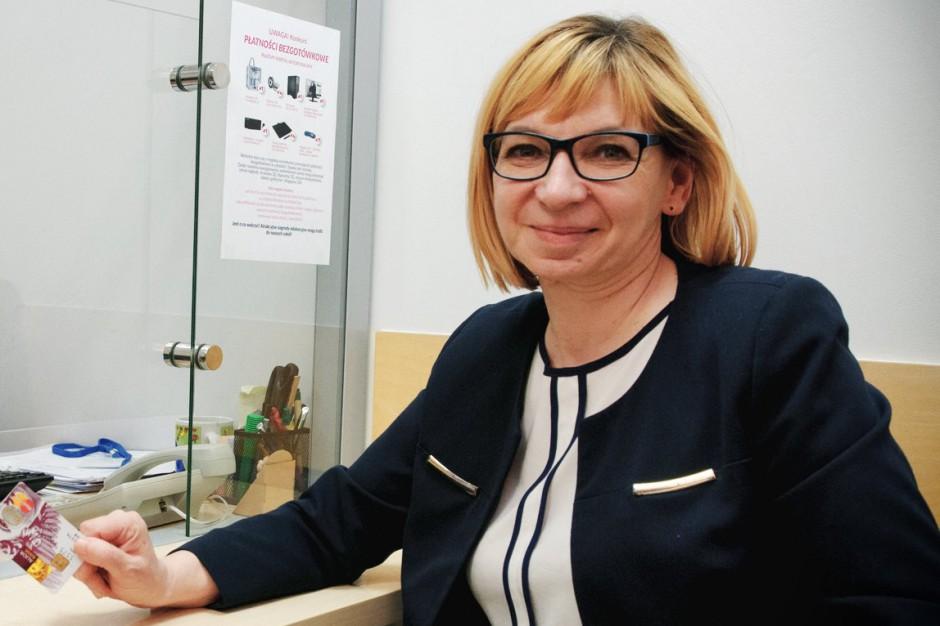 Elżbieta Radwan jest burmistrzem Wołomina od 2014 r. (Fot. facebook/Elżbieta Radwan Burmistrz Wołomina)