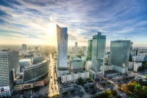 Warszawa zdeklasowała zachodnioeuropejskie miasta