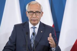 Kazimierz Smoliński odchodzi ze stanowiska wiceministra infrastruktury