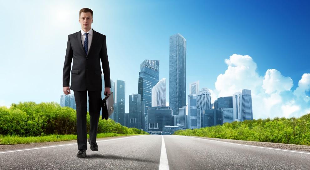 Zarządzanie: Kim jest człowiek sukcesu w oczach mężczyzn?