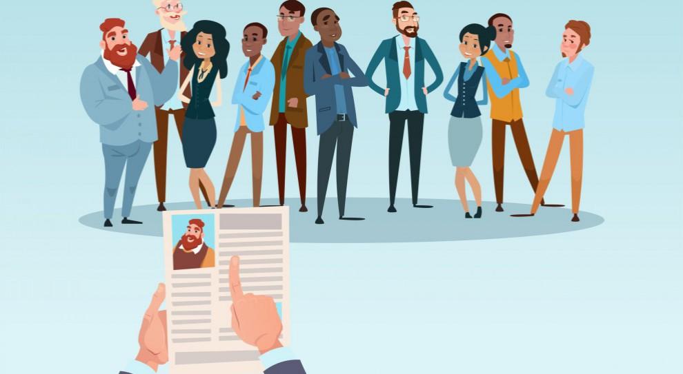 Szukam pracy, GoldenLine: Kogo i gdzie poszukiwali rekruterzy?