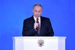 Amerykański Kongres chce objąć sankcjami majątek Putina