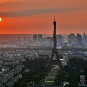 Protest w Paryżu przeciwko zwiększeniu opodatkowania emerytur