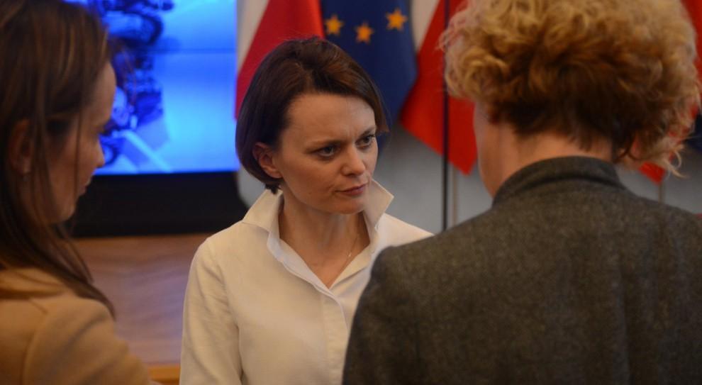 Jadwiga Emilewicz: Kobiety mają teraz szczególne warunki do zakładania biznesów