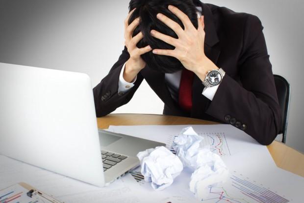 Przedsiębiorcy coraz częściej składają wnioski o upadłość