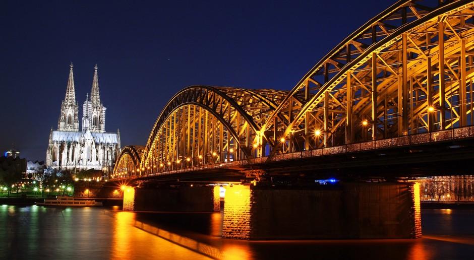 Kolonia (Köln), miast w Nadrenii Północnej-Westfalii, stolica Rejencji Kolonia, źródło: Ma Luke/flickr.com/CC BY 2.0