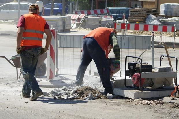 Ukraińcy chcą pracować w Polsce, ale...