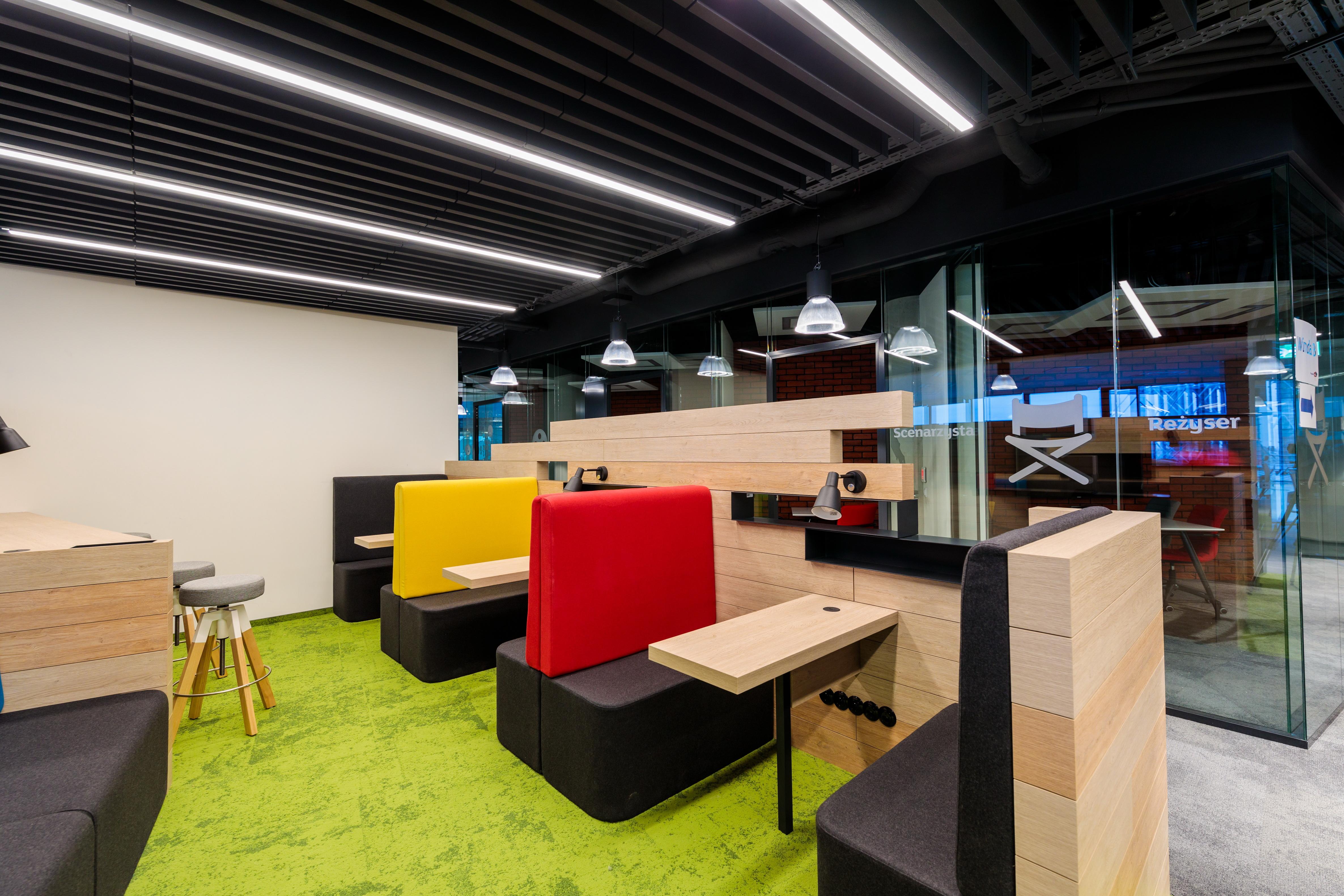 - Chcieliśmy, aby jak najwięcej punktów było wspólnych – mamy duże i przestrzenne kuchnie na każdym piętrze, wspólną kawiarnię czy strefę relaksu - mówi Paulina Rutkowska. (Fot. mat. pras.)