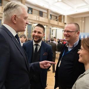 Jarosław Gowin ostrzega studentów: Skończy się patrzenie przez palce na egzaminach i przepychanie na siłę