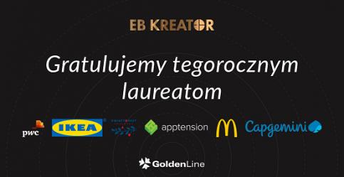 Do 4 edycji konkursu zgłosiło się 108 firm. (fot. EB Kreator)